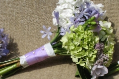 green_hydrangea_and_purple_fuschia_bridal_bouquet